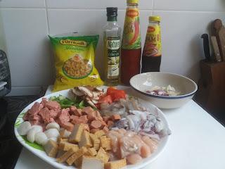 Resepi, macaroni, cara masak macaroni, makanan Itali, Qiya Saad,