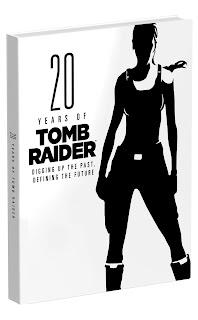 Tomb Raider Collector: Imágenes del Libro del 20 Aniversario