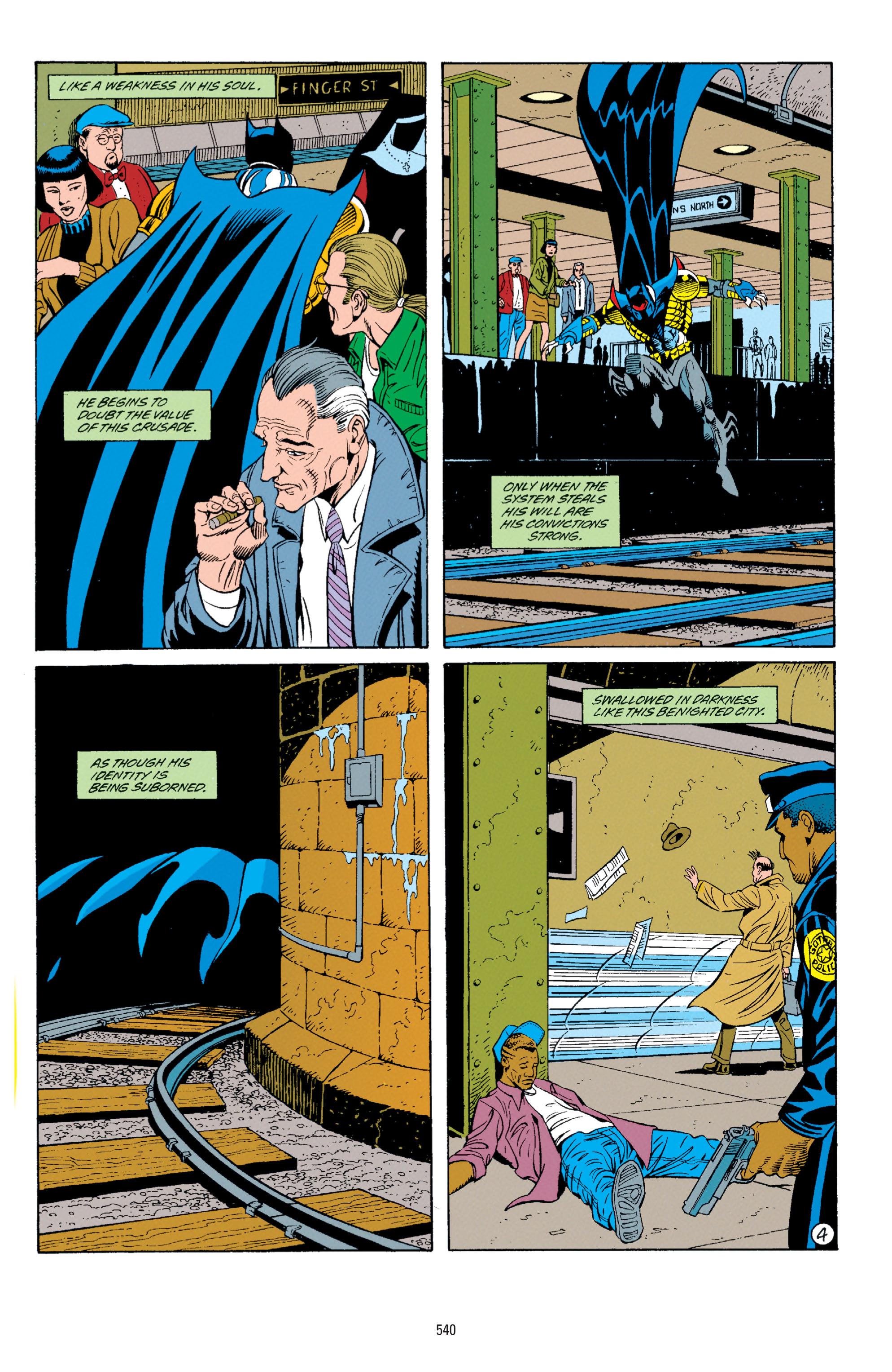Detective Comics (1937) 674 Page 4