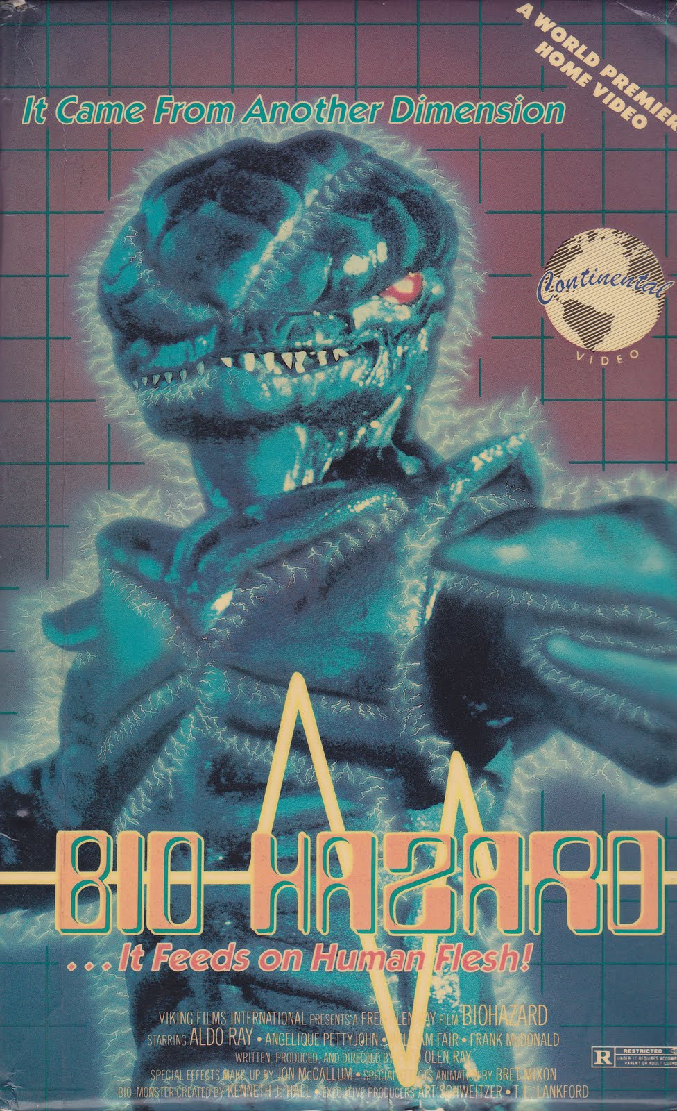 Angelique Pettyjohn Porn Movies talk of horrors: biohazard (1985)