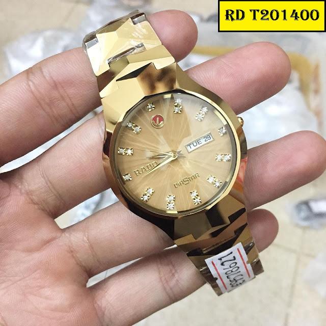 Đồng hồ Rado dây đá ceramic RD T201400