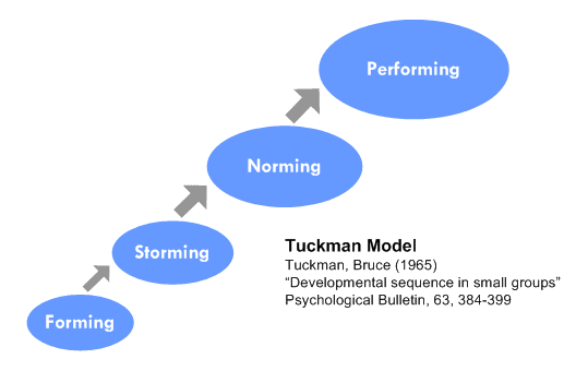 tuckman s theory of group interaction Tuckman's theory essay sample tcukmans group interaction and development theory remains to be one of the most accepted group theories tuckman's theory is accredited for its ability to explain group development and interaction in the simplest manner possible (isa & wynn, 2006.
