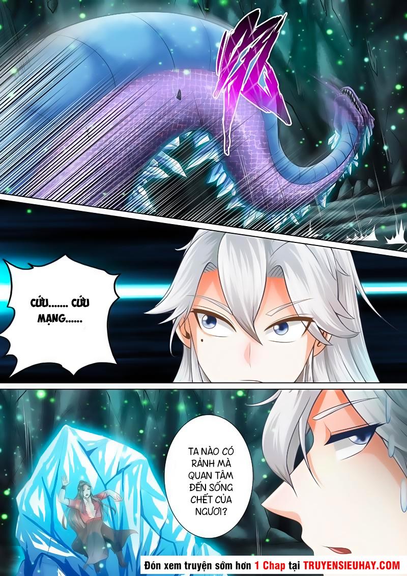 Chư Thiên Ký - Chap 14