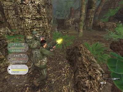 Contoh Third Person Shooter