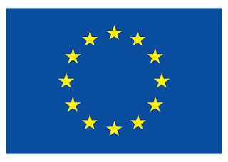 European Union (EU) Flag Logo Vector