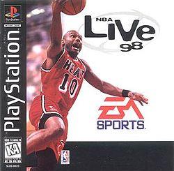 NBA Live 98 - PS1 - ISOs Download