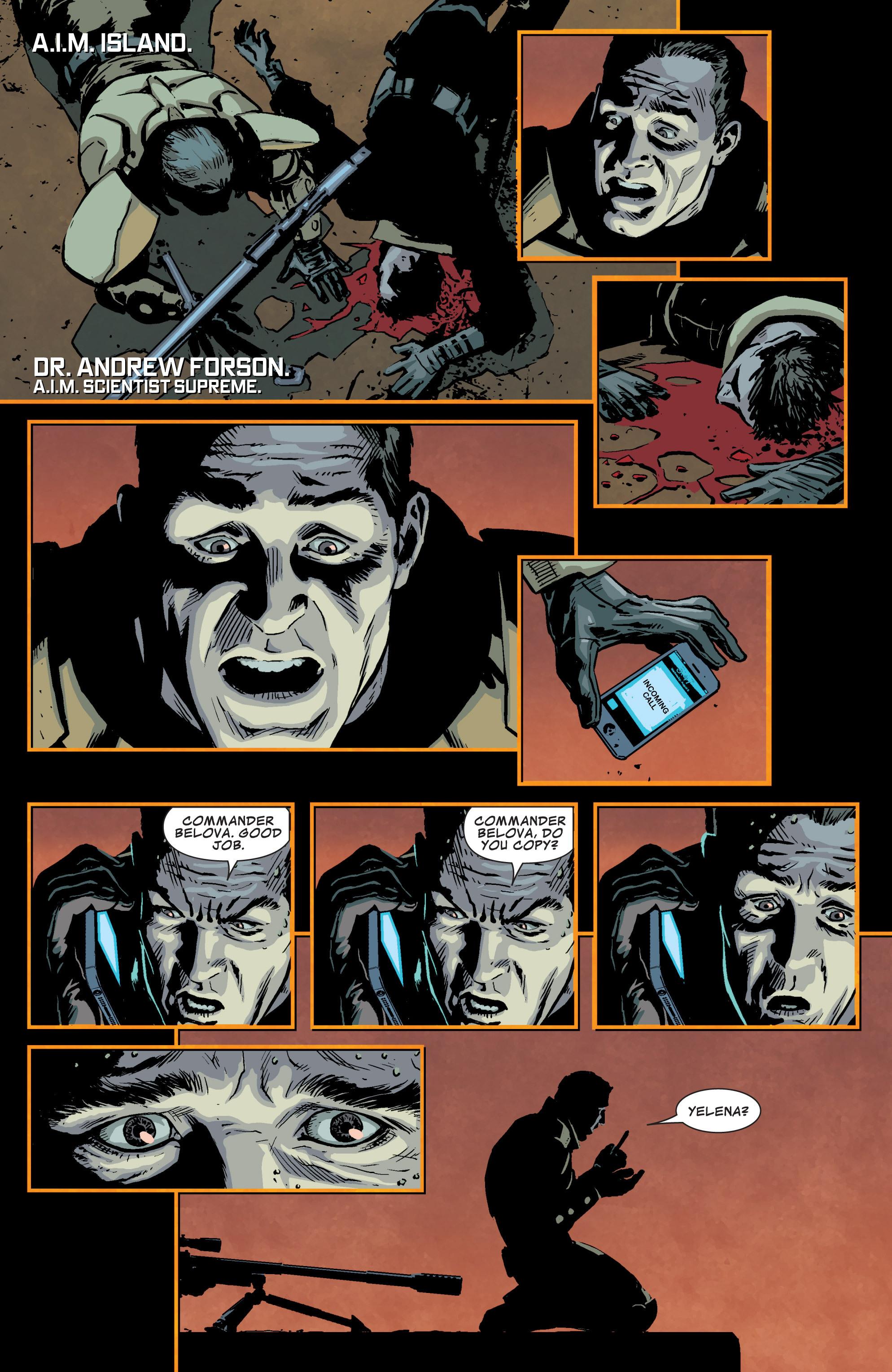 Read online Secret Avengers (2014) comic -  Issue #16 - 3