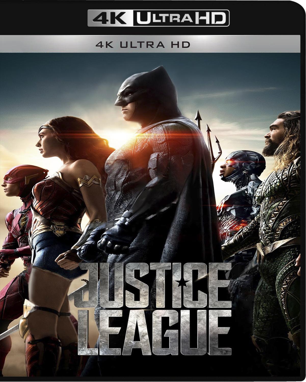Justice League [2017] [UHD] [2160p] [Latino – Castellano]