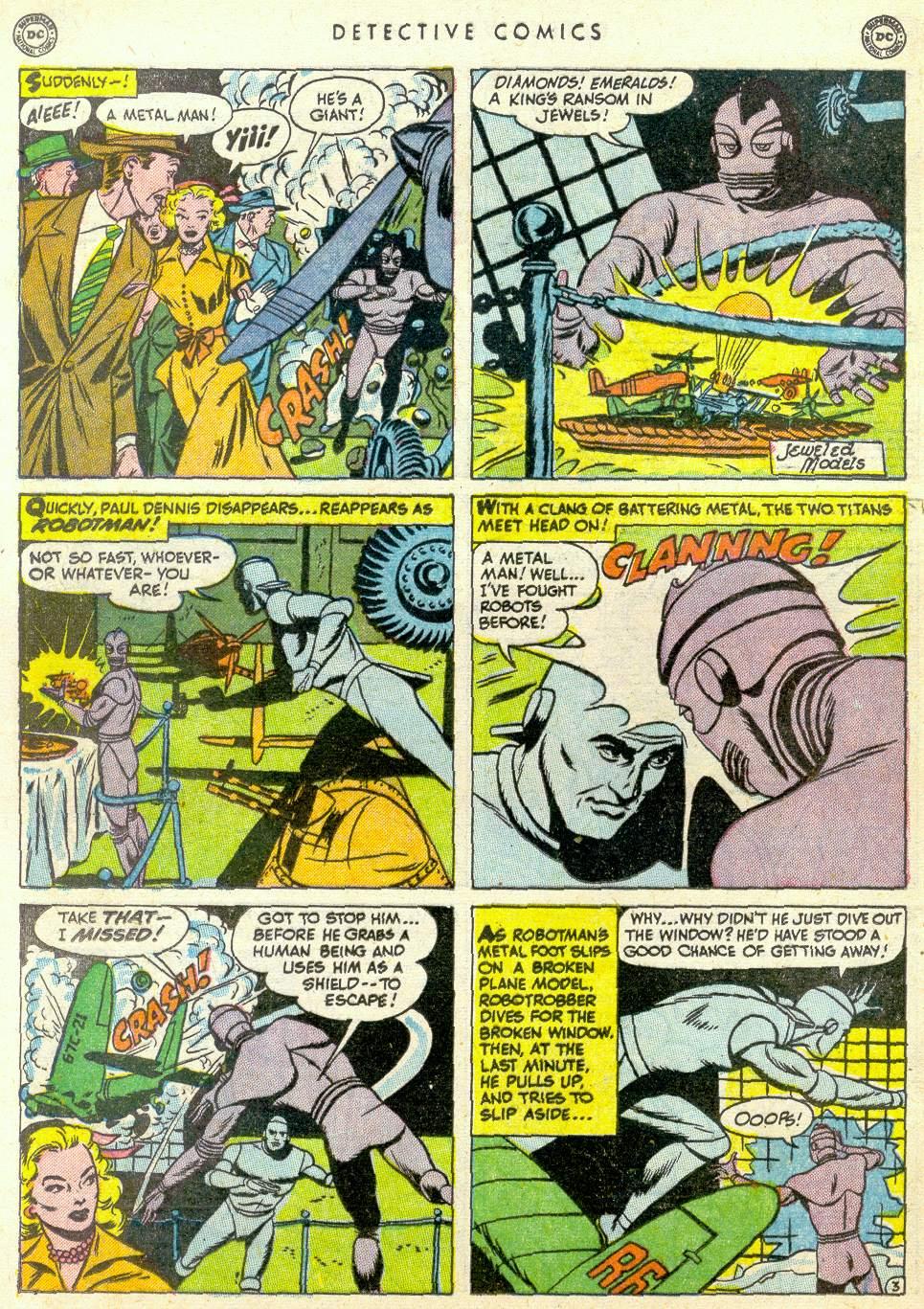 Read online Detective Comics (1937) comic -  Issue #163 - 27