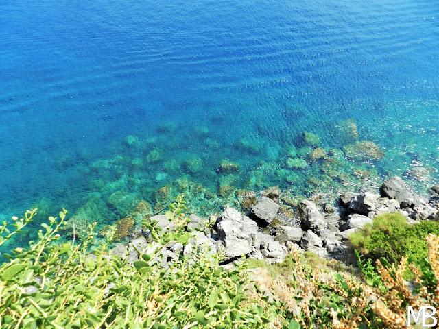 lipari isole eolie mare