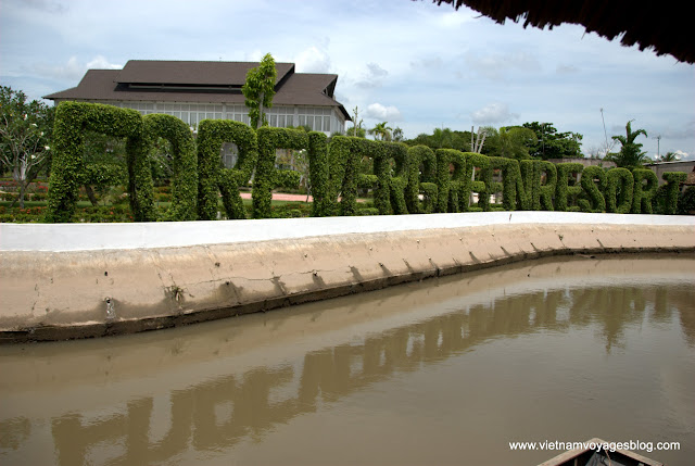 Forever green resort, Ben Tre