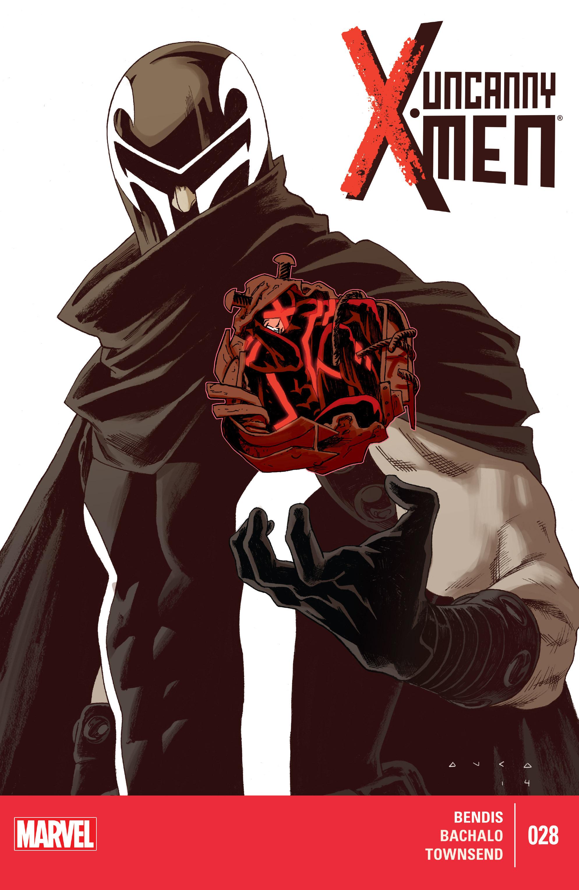 Read online Uncanny X-Men (2013) comic -  Issue #28 - 1