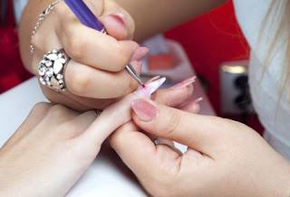 removing gel nails