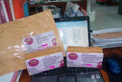 bukti Kiriman rositashop online shop 1