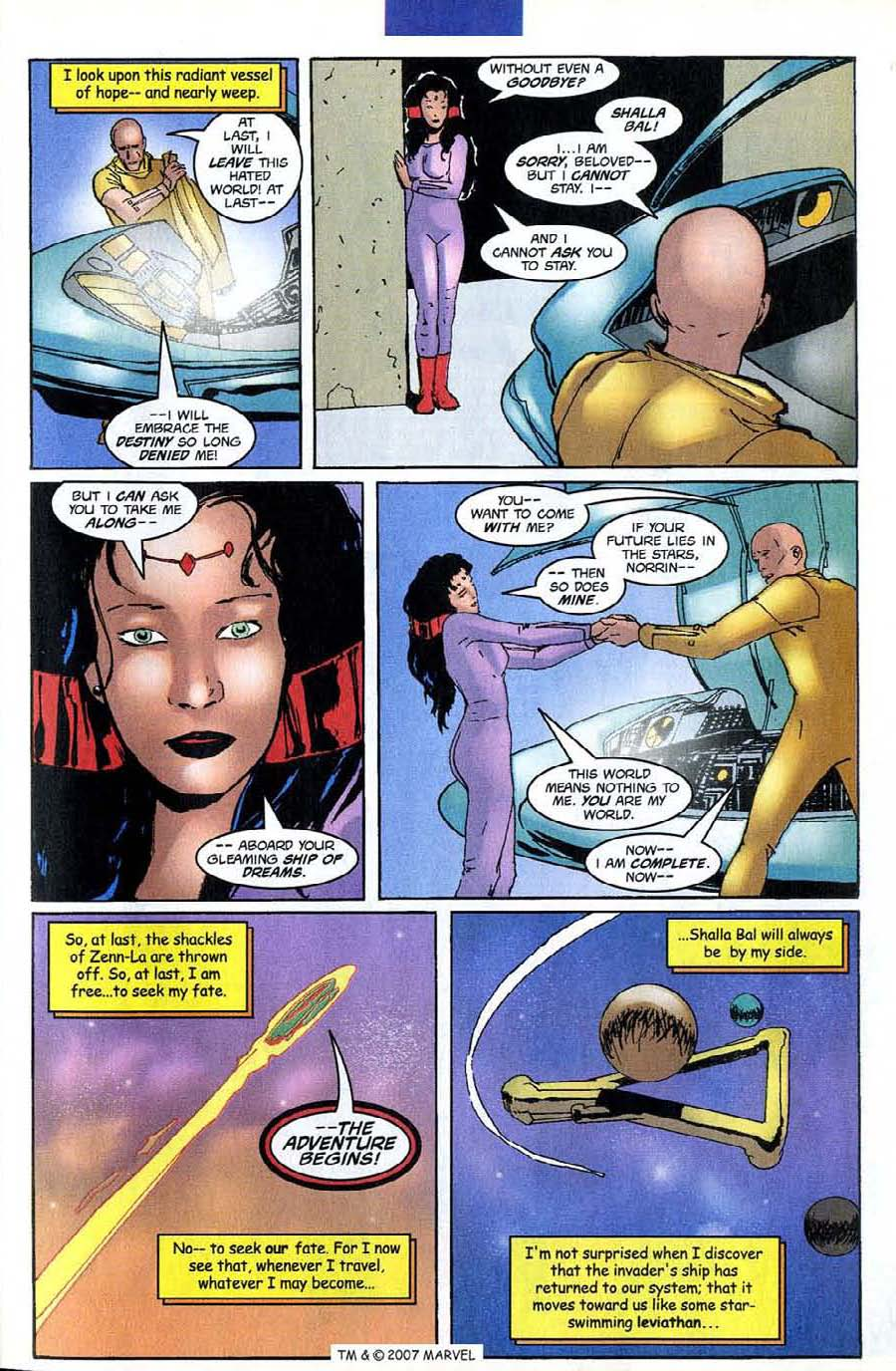 Read online Silver Surfer (1987) comic -  Issue #140 - 31