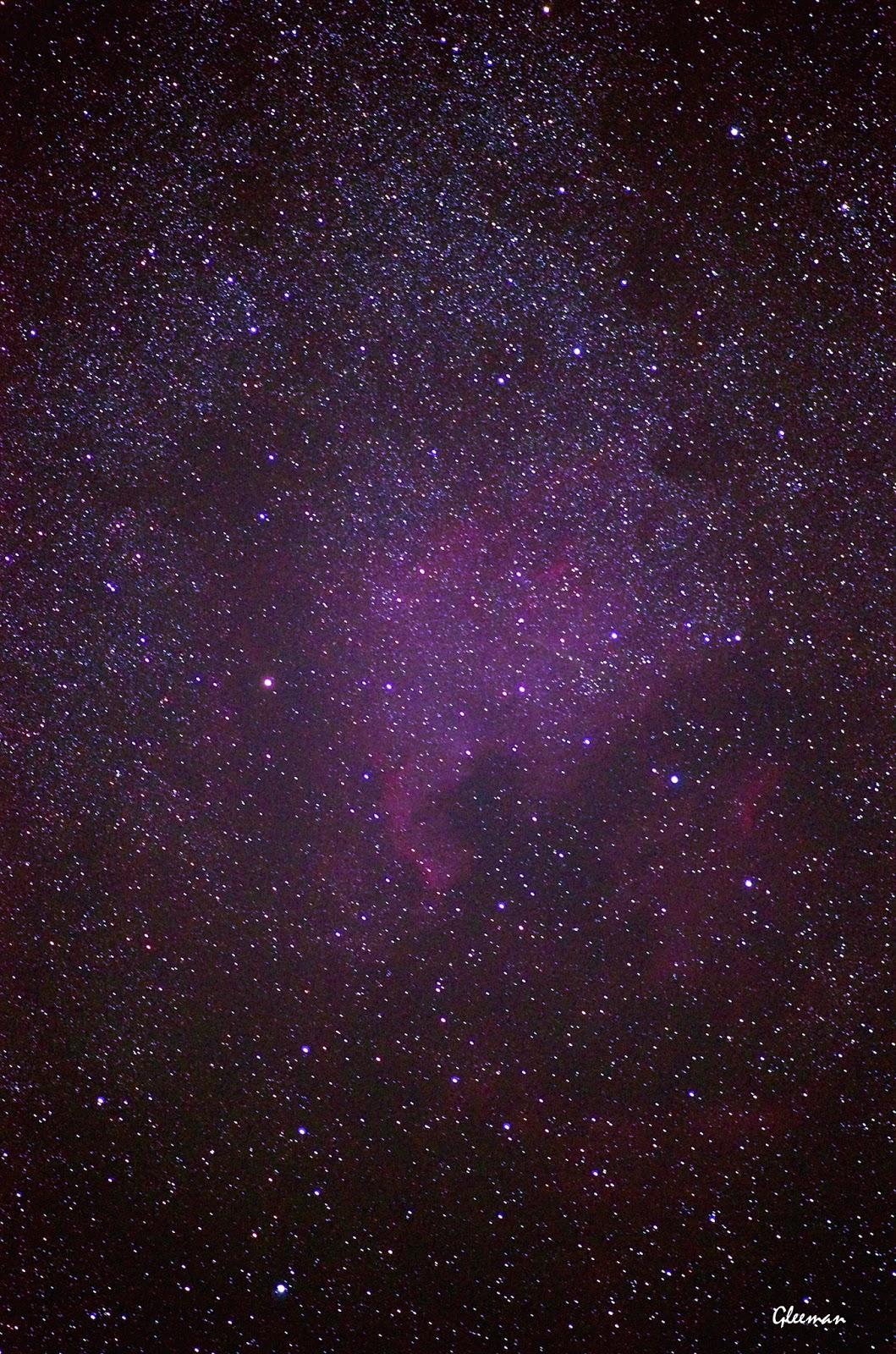 北美洲星雲以及鵜鶘星雲, Pentax K5+O-GPS1/DA*200 /LPS-P2