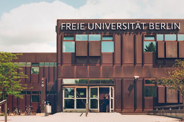 جامعة برلين الحرة Freie Universität Berlin