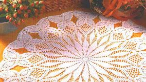Carpeta Crochet con Mariposas / Paso a paso y Patrones