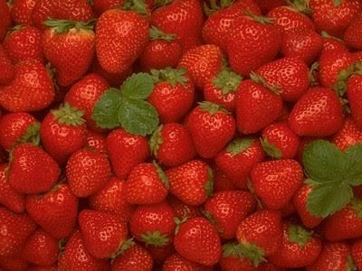 Φράουλες κατά του καρκίνου του μαστού