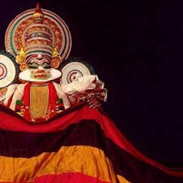 Kerala, News, Story, Top-Headlines,  Famous,  Poet,  School,  Stage, Kathakali about Kannaki story in Shornoor
