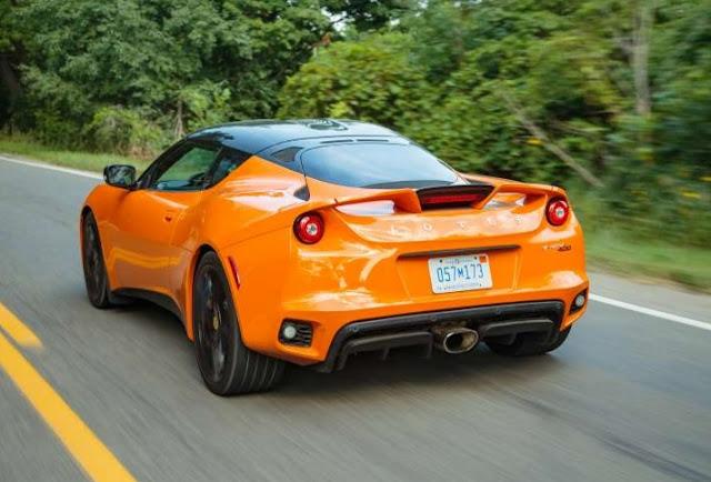 2017 Lotus Evora 400 REVIEWS