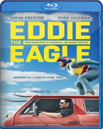 Eddie the Eagle [BD25] [2016] [Latino]