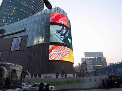 Lắp đặt thi công màn hình led p3 ngoài trời tại Hà Tĩnh