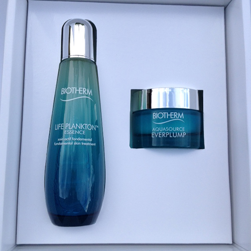 Biotherm NEW Aquasource Everplump & Life Plankton Essence #LiveMore #Review #Giveaway