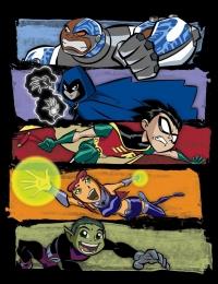 Teen Titans 1 | Bmovies