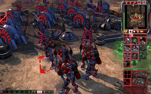 Command and Conquer 3 Tiberium Wars Free Download Screenshot 1