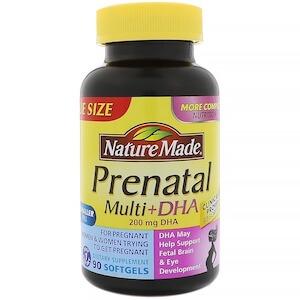 Nature Made - Prenatal Multi + DHA