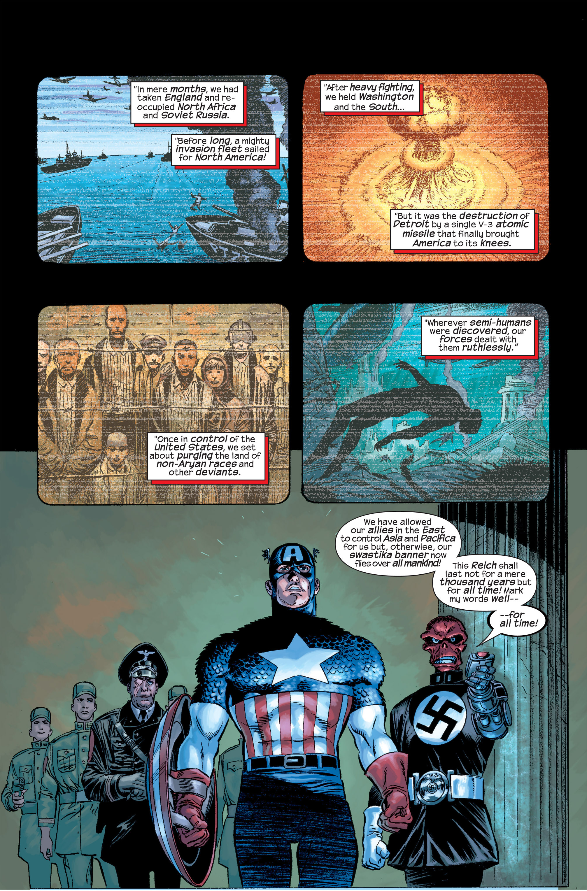Captain America (2002) Issue #17 #18 - English 20