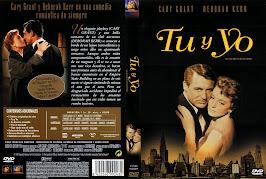 Tu y yo (1957) - Carátula 2