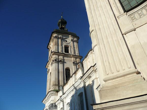 Бердичів. Костел Непорочного Зачаття Діви Марії. 1754 р.