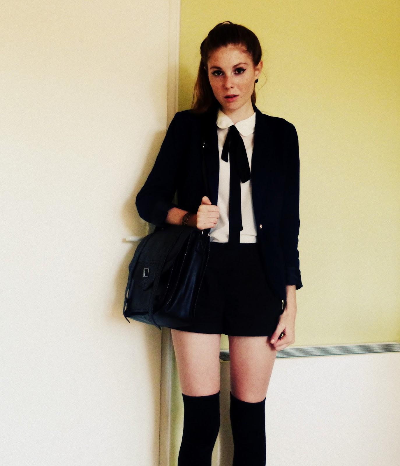 tenue blair waldorf