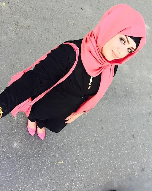 Fashion Hijab Outdoor