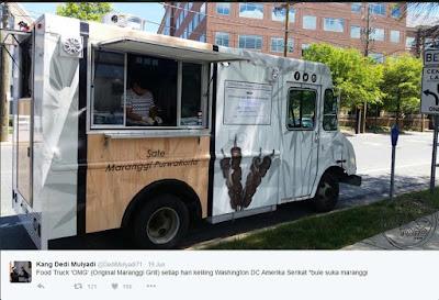 Foto 1 : Food Truck 'OMG' (Original Maranggi Grill)