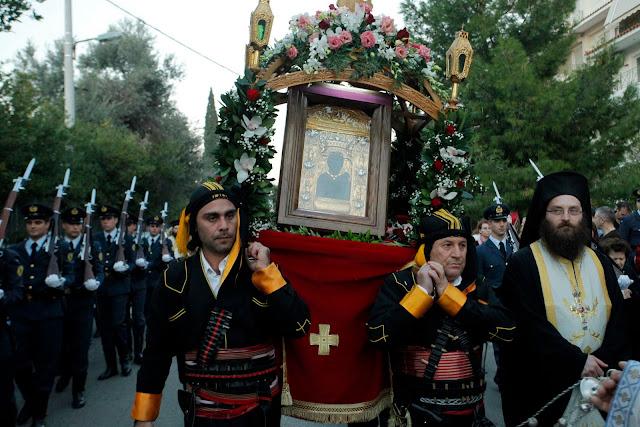Για πρώτη φορά στην Ορεστιάδα η Ιερά εικόνα της Παναγίας Σουμελά