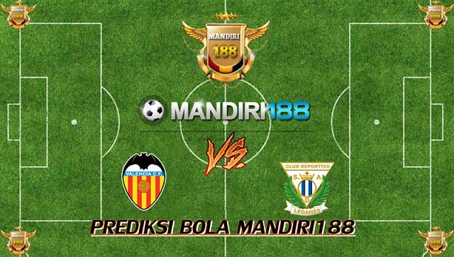 AGEN BOLA - Prediksi Valencia vs Leganes 4 November 2017