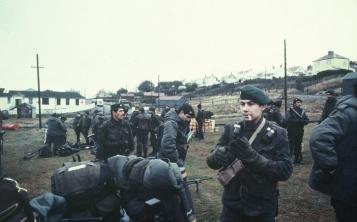 Ex soldados de Malvinas sobreviven con $1800