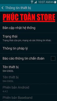 Tiếng Việt Samsung G900L alt