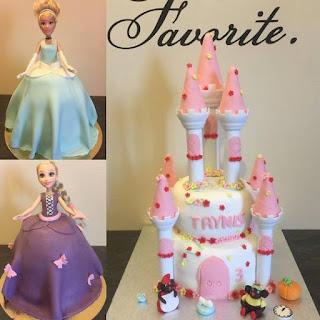 Bánh sinh nhật đẹp dễ thương