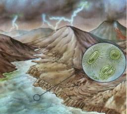 Bio-est: La Tierra primitiva y la atmósfera