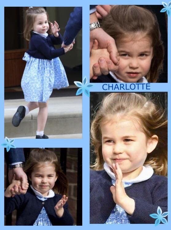 Charlotte is three!