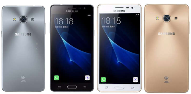 Hp Samsung Terbaru - Galaxy J3 Pro