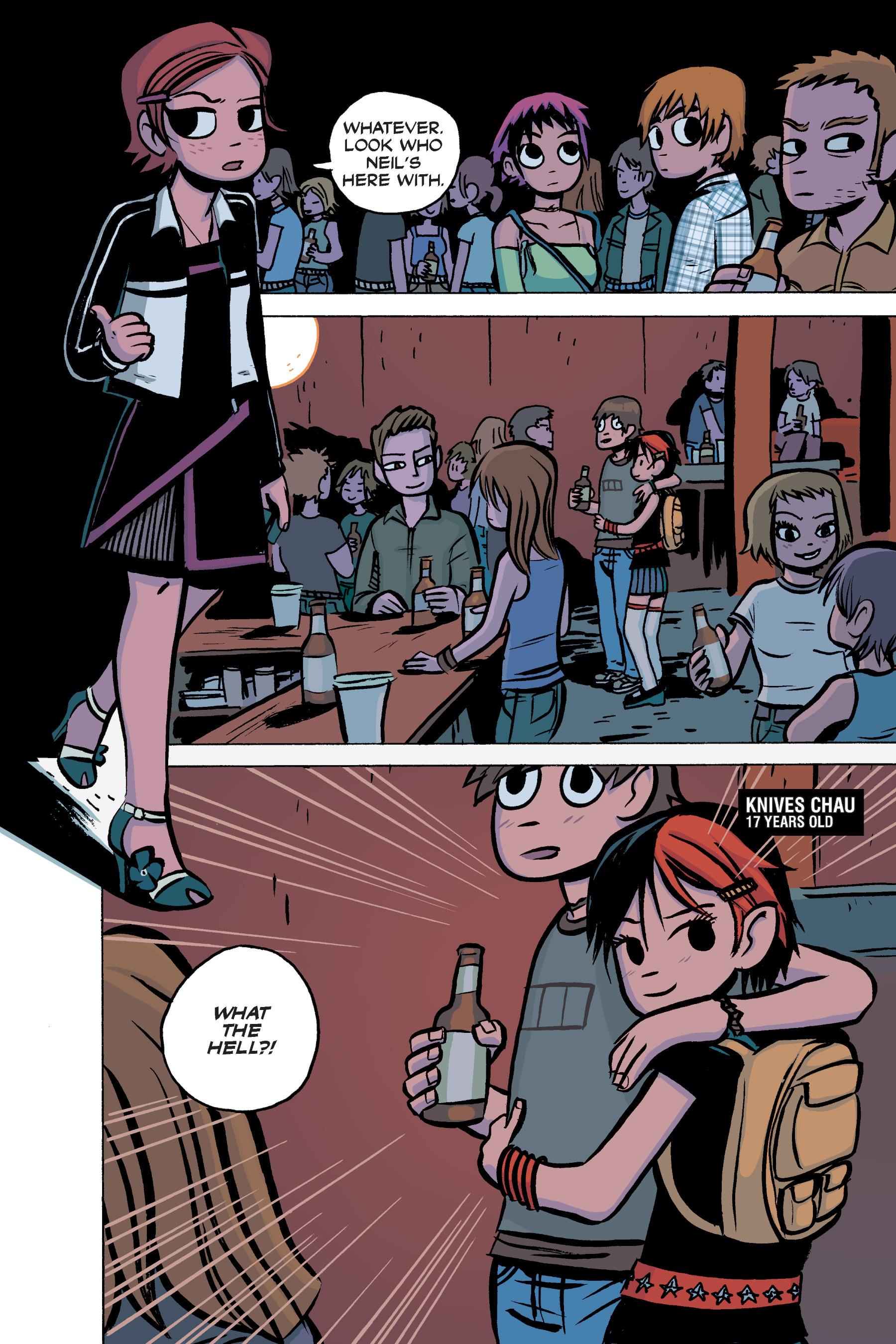 Read online Scott Pilgrim comic -  Issue #2 - 173