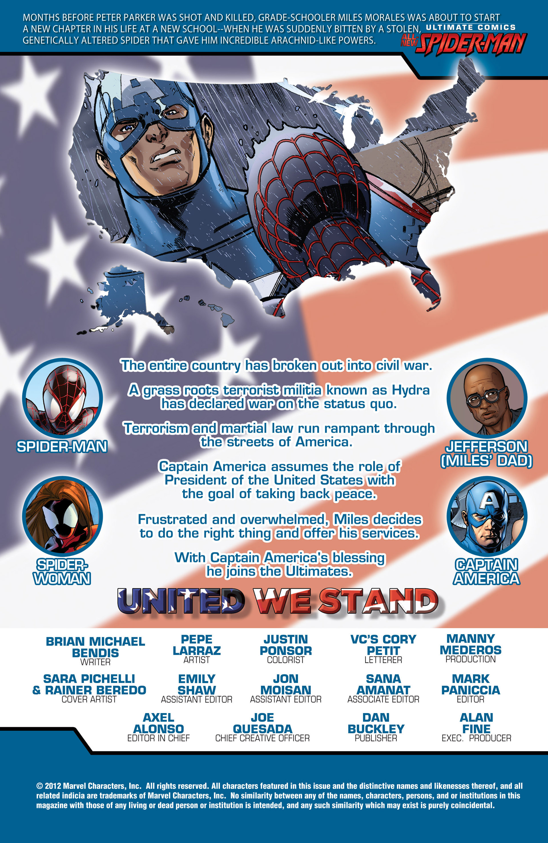 Read online Ultimate Comics Spider-Man (2011) comic -  Issue #17 - 2
