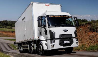 Ford entra no segmento 8x2 com Cargo Power 3031