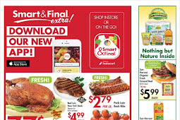 Smart and Final Weekly Ad April 18 - 24, 2018