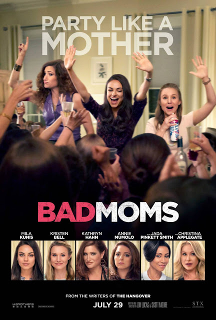 Bad Moms (2016) 720 Bluray Subtitle Indonesia
